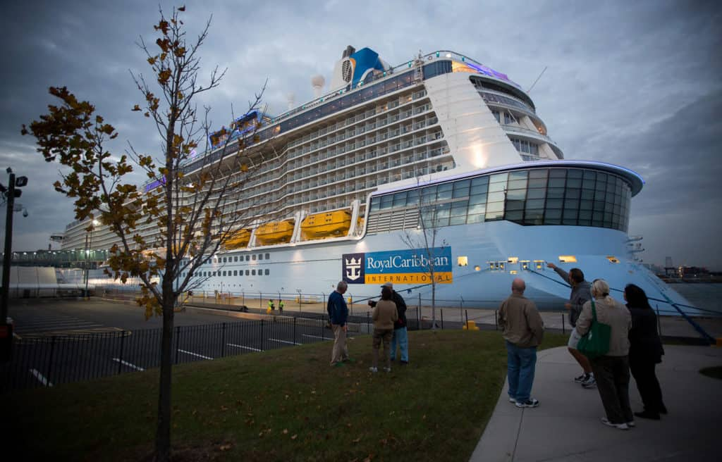 The TravelCenter - Booking 24 hours a day - Dozens tested for new coronavirus on cruise ship docked near New York City