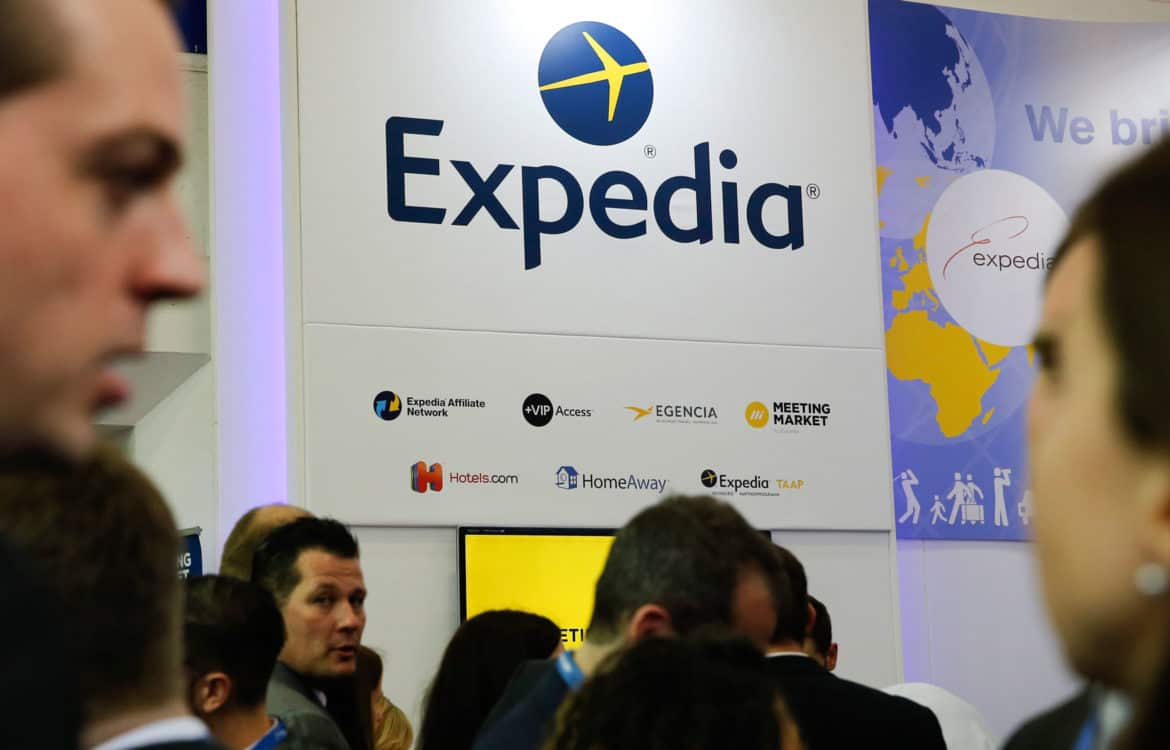The TravelCenter - Booking 24 hours a day - Expedia has long-term potential, says trader