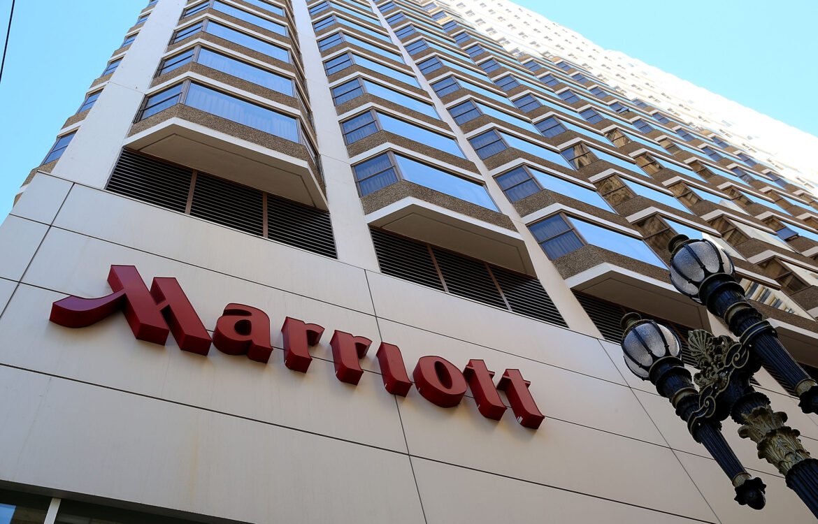The TravelCenter - Booking 24 hours a day - Marriott CFO expects regional business to pick up...