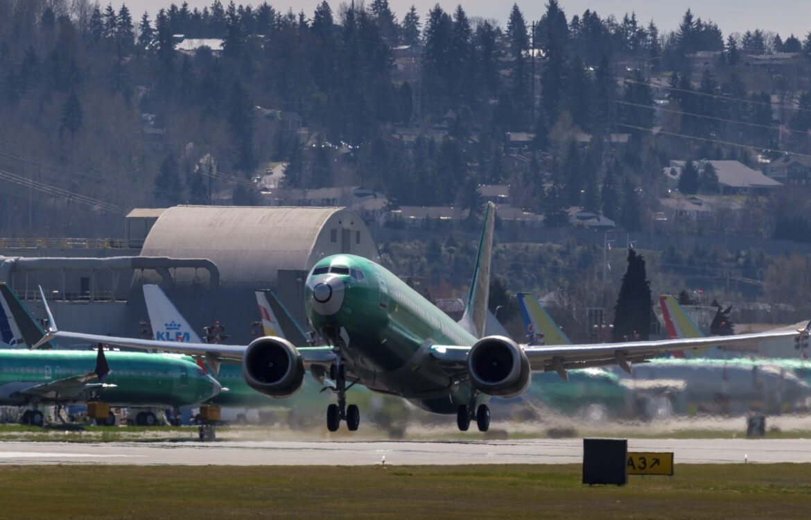 The TravelCenter - Booking 24 hours a day - Boeing 737 Max cancellations climb again in dismal...