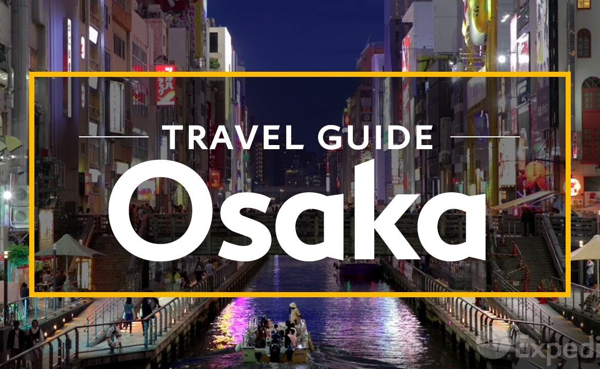 The TravelCenter - Booking 24 hours a day - Osaka Vacation Travel Guide |