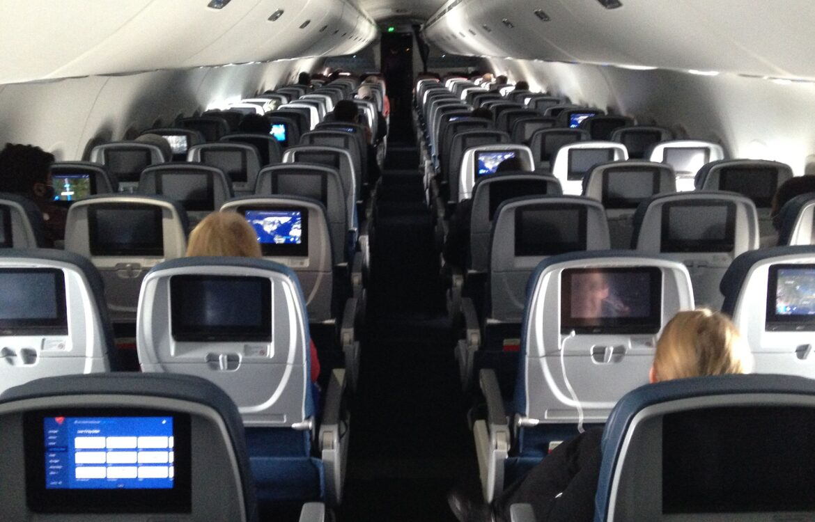The TravelCenter - Booking 24 hours a day - Delta will limit aircraft passengers through early...