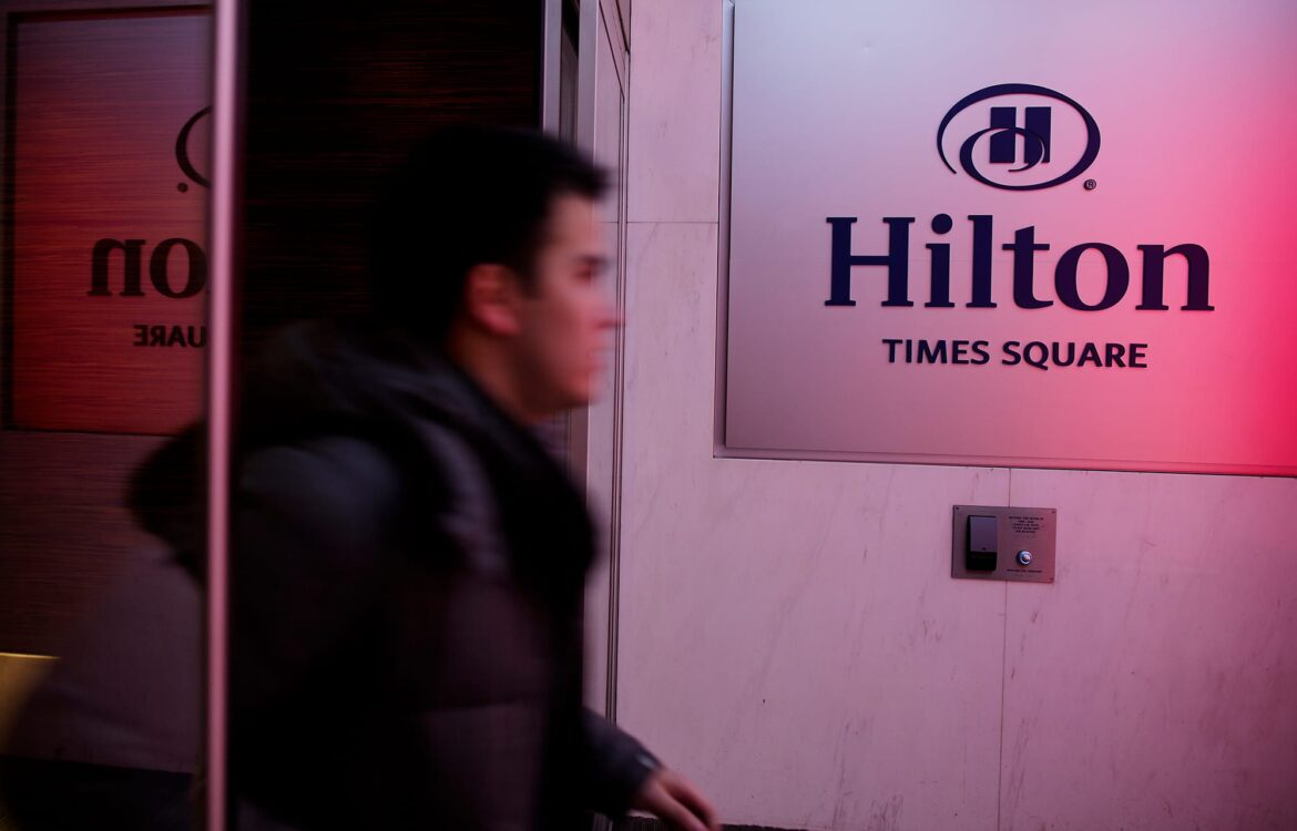 The TravelCenter - Booking 24 hours a day - Hilton Times Square closure may be 'tip of the...