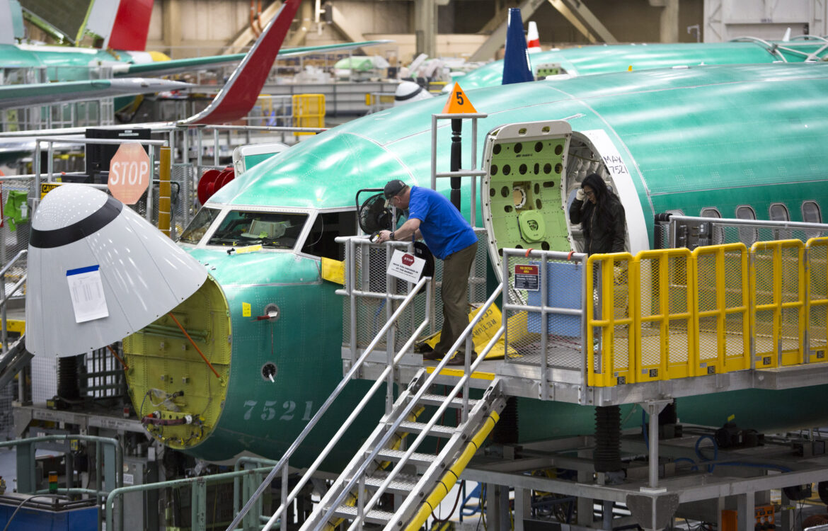 The TravelCenter - Booking 24 hours a day - Boeing, FAA slammed in House report over deadly...