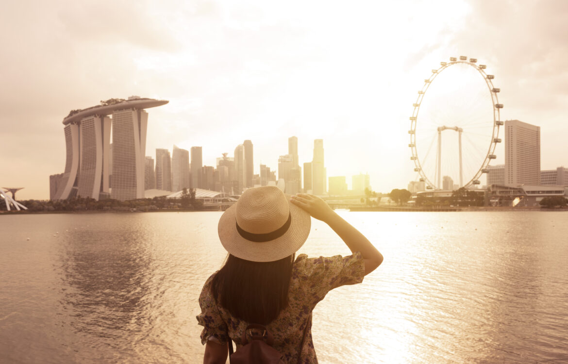 The TravelCenter - Booking 24 hours a day - Singapore looks to artificial intelligence (AI) to...
