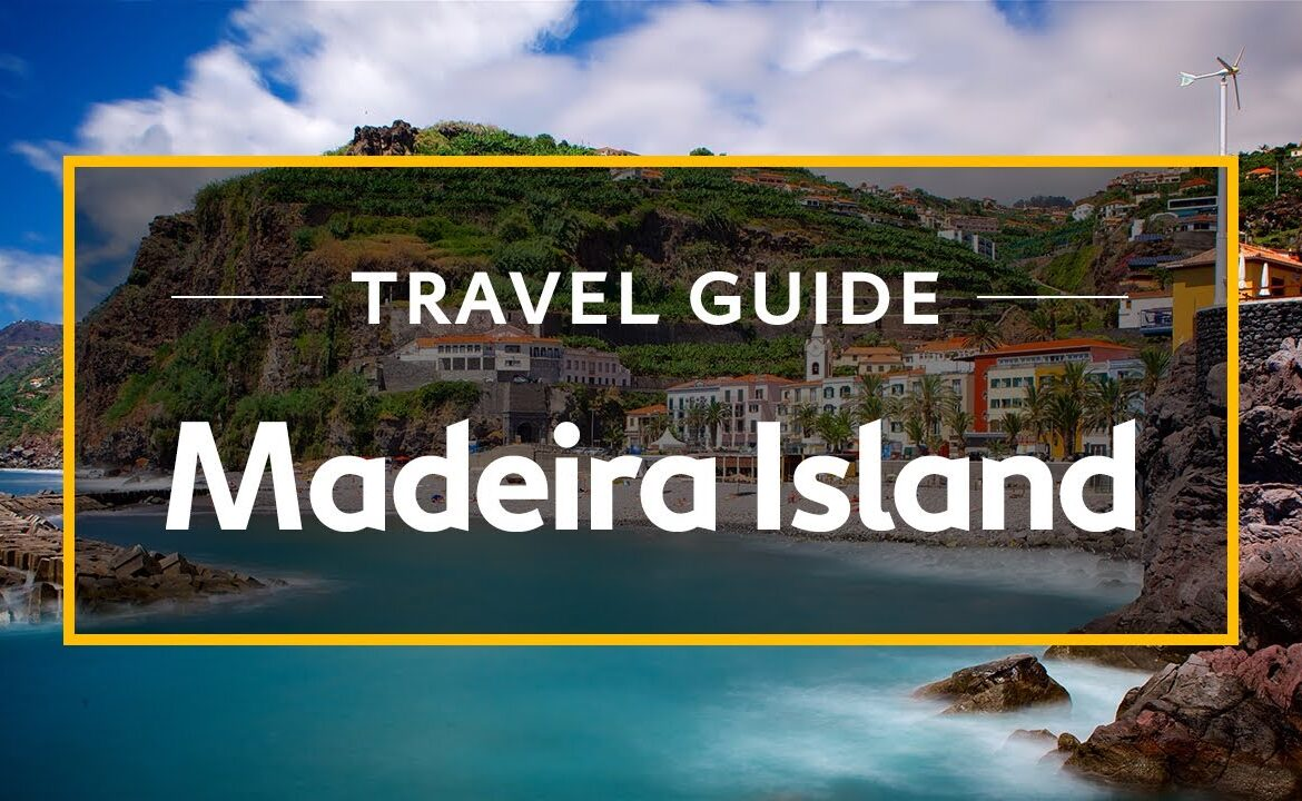 The TravelCenter - Booking 24 hours a day - Madeira Island Vacation Travel