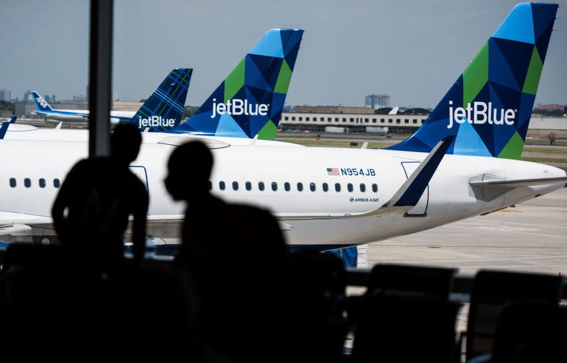 The TravelCenter - Booking 24 hours a day - JetBlue to stop blocking seats on board in January
