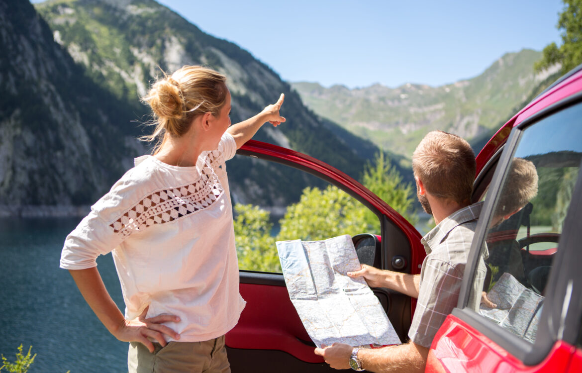The TravelCenter - Booking 24 hours a day - Restless Americans map out road trips despite...