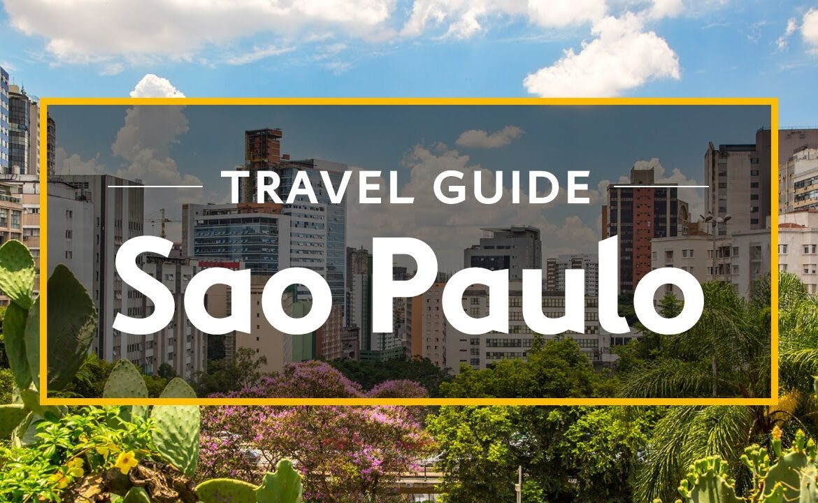The TravelCenter - Booking 24 hours a day - Sao Paulo Vacation Travel