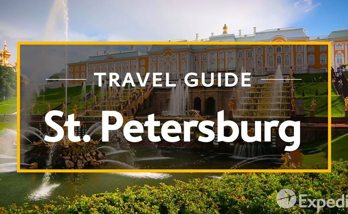 The TravelCenter - Booking 24 hours a day - St. Petersburg Vacation Travel