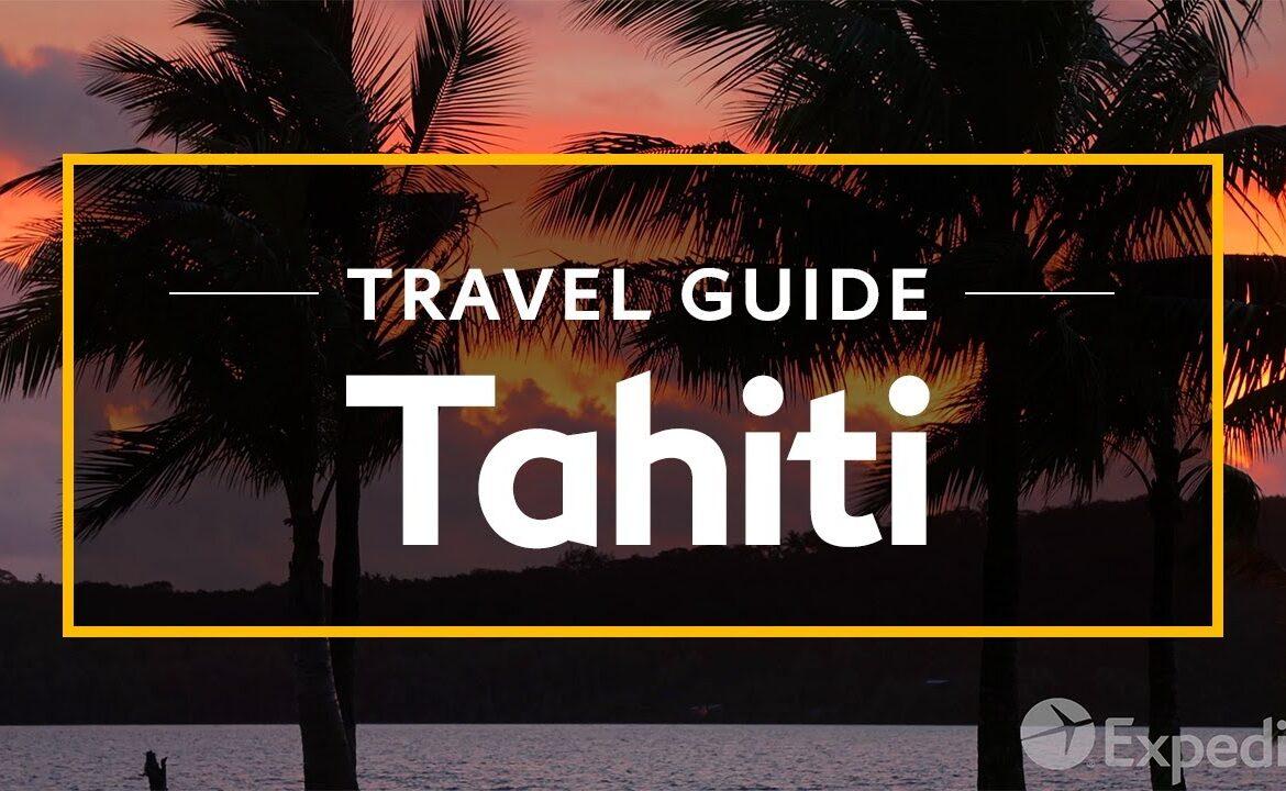 The TravelCenter - Booking 24 hours a day - Tahiti Vacation Travel Guide |