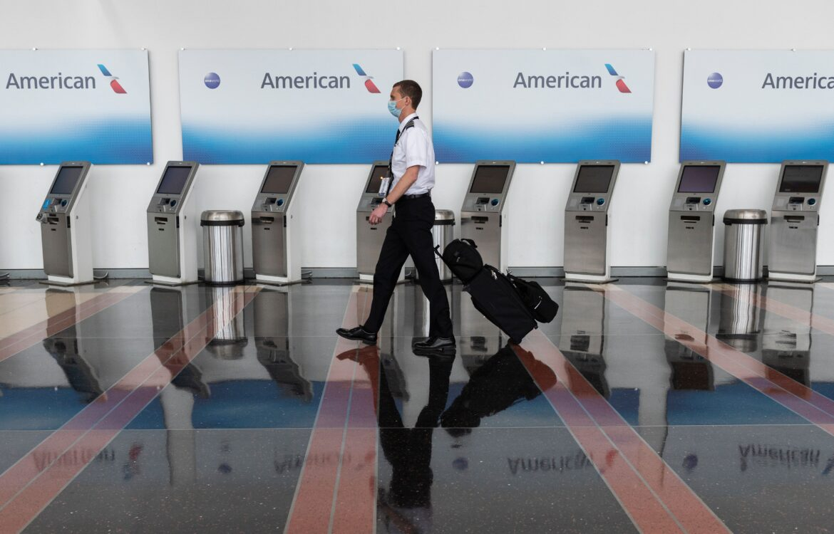The TravelCenter - Booking 24 hours a day - American Airlines moves flight crews to DC airport...