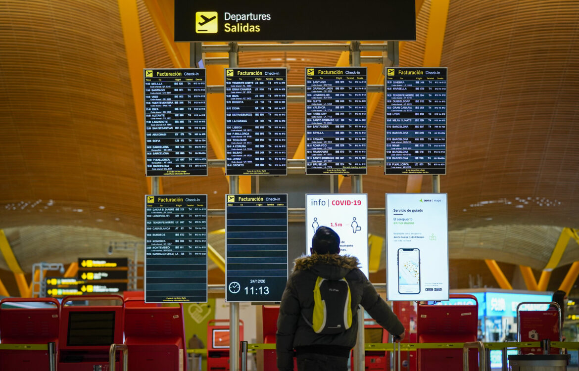 The TravelCenter - Booking 24 hours a day - 21 years of airline passenger traffic growth...