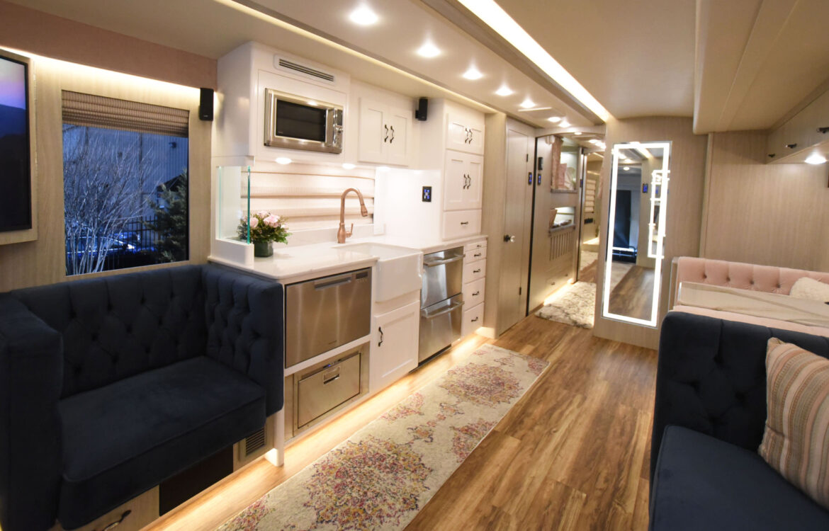 The TravelCenter - Booking 24 hours a day - Hemphill Brothers pivots RV rentals from rock...