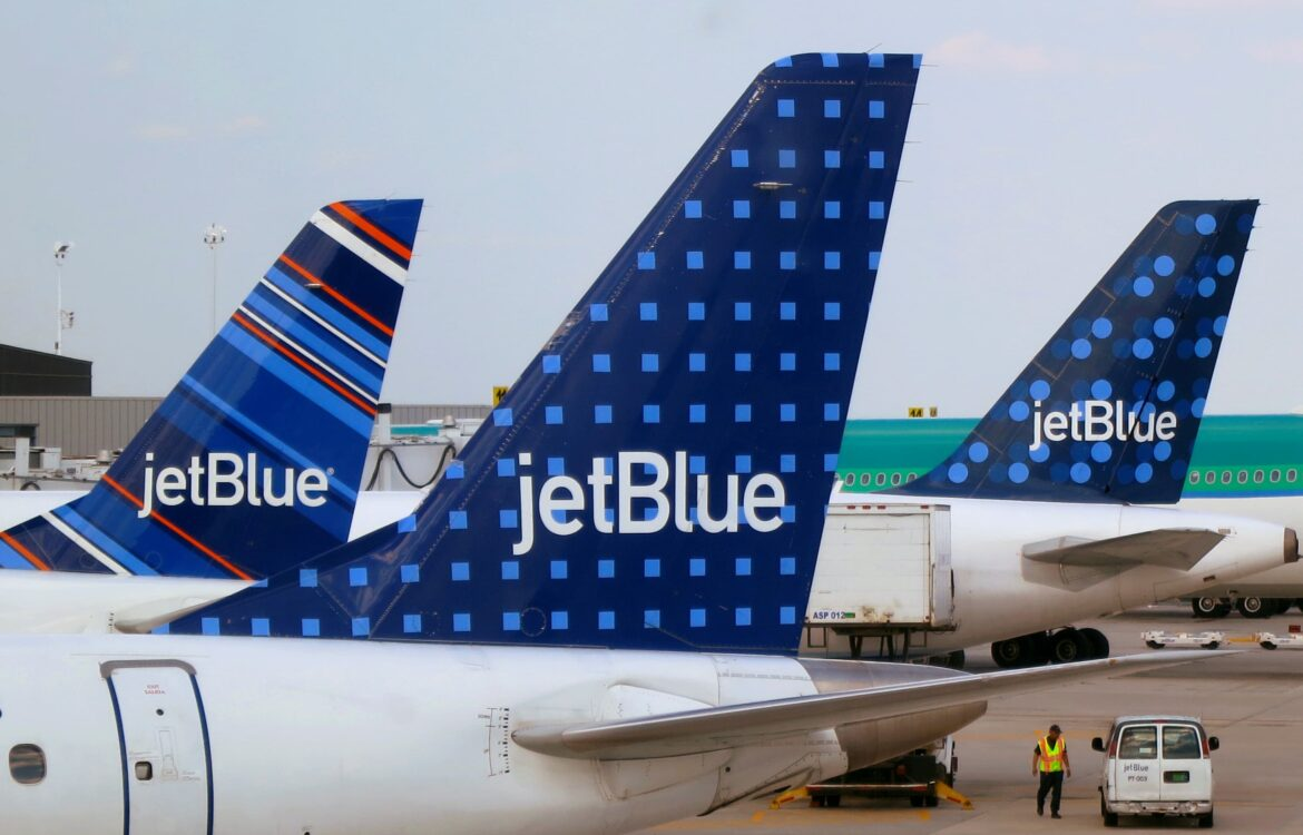 The TravelCenter - Booking 24 hours a day - JetBlue launches Paisly, offering hotel rooms, car...