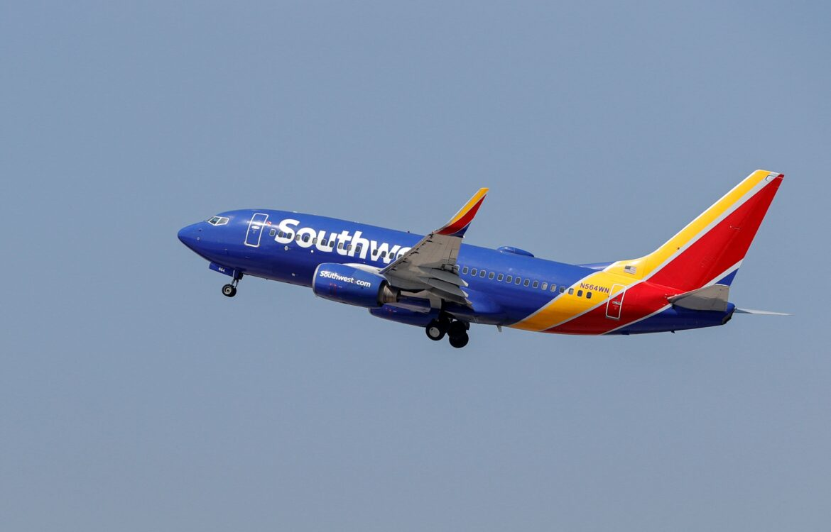 The TravelCenter - Booking 24 hours a day - Southwest says leisure airfares near pre-pandemic...