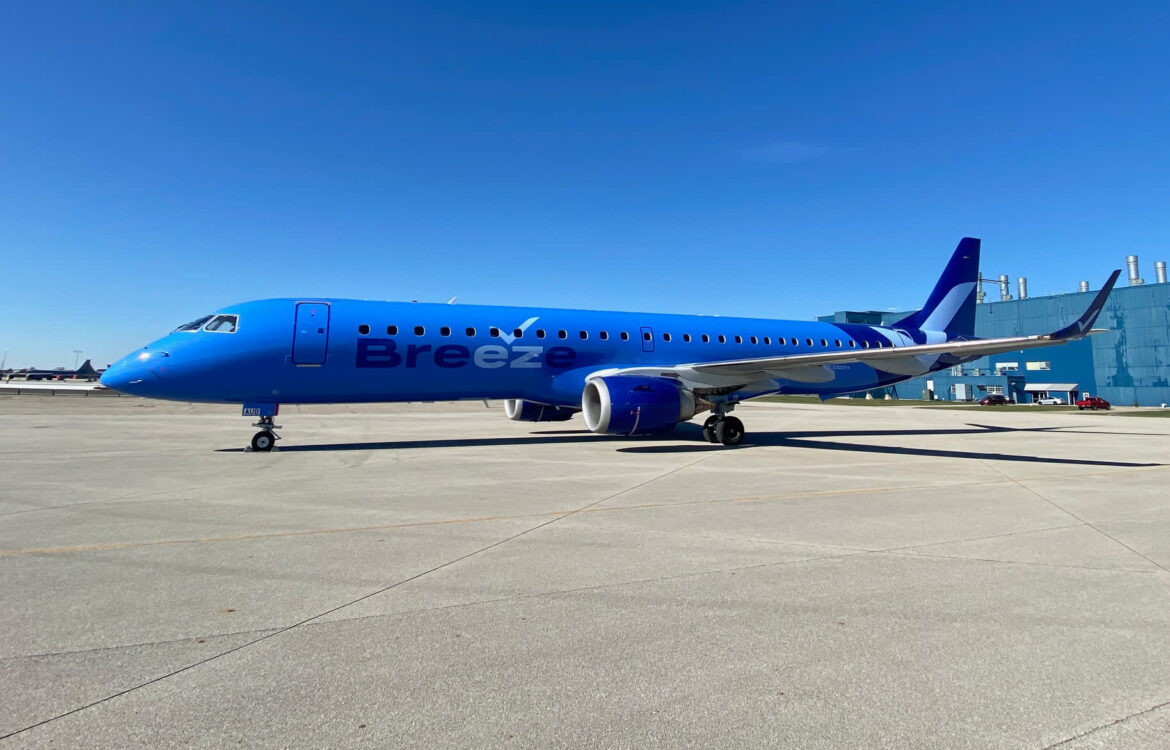 The TravelCenter - Booking 24 hours a day - Breeze Airways debuts in travel rebound, the...