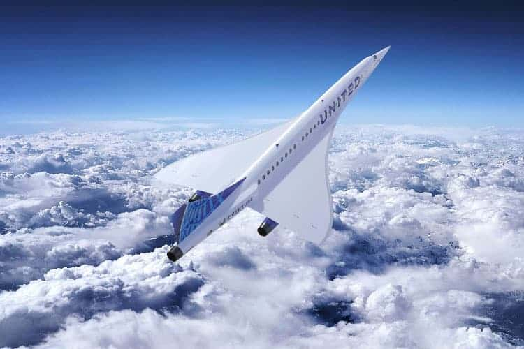 The TravelCenter - Booking 24 hours a day - United will purchase 15 ultrafast airplanes from...