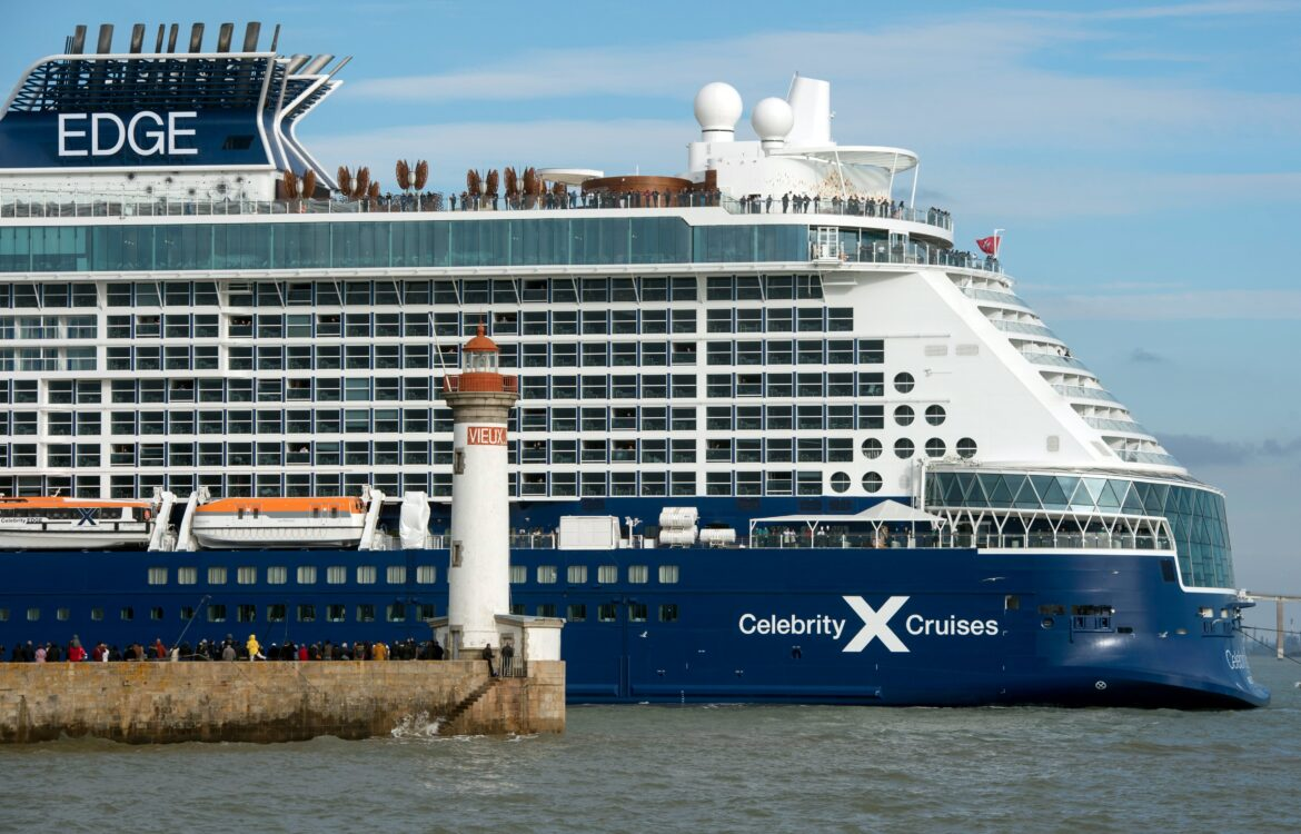 The TravelCenter - Booking 24 hours a day - Royal Caribbean to launch first passenger cruise...