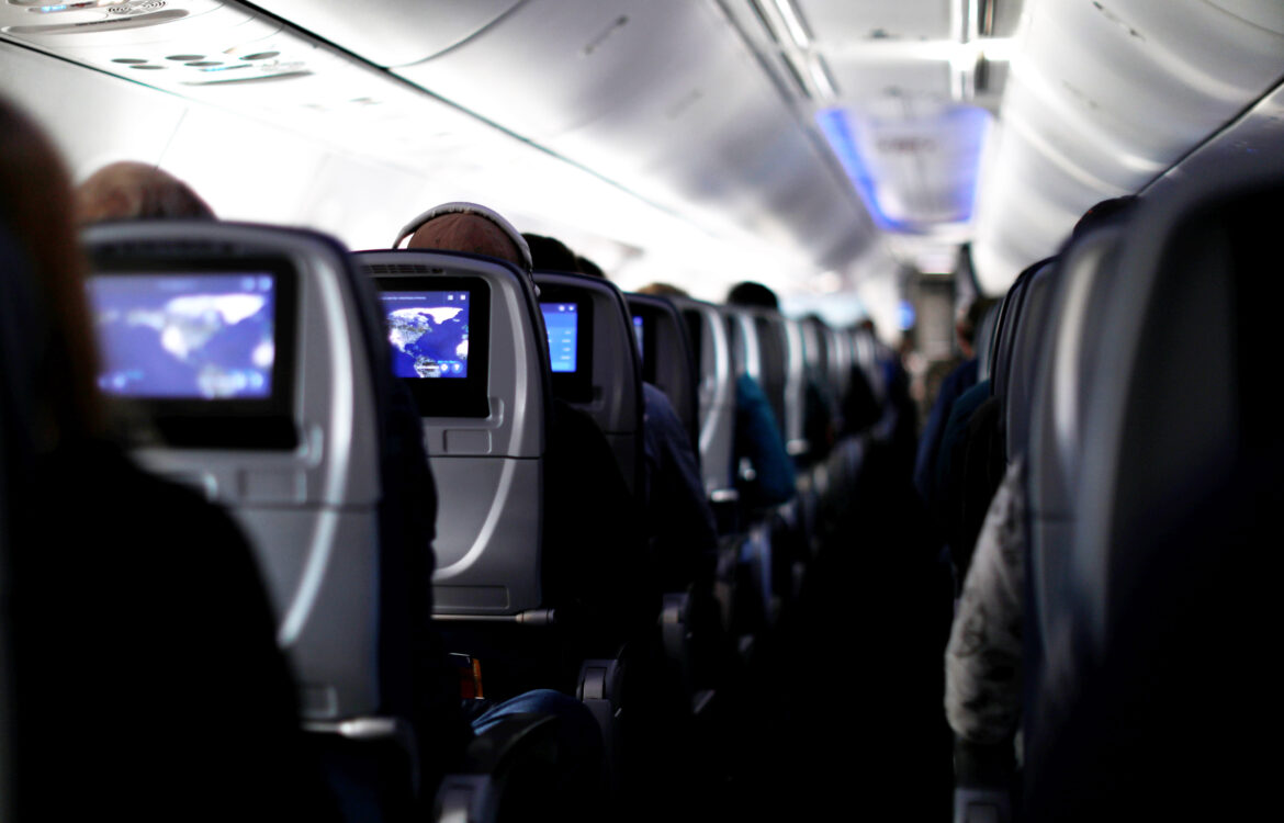 The TravelCenter - Booking 24 hours a day - Unruly passenger conduct is a risk to all...
