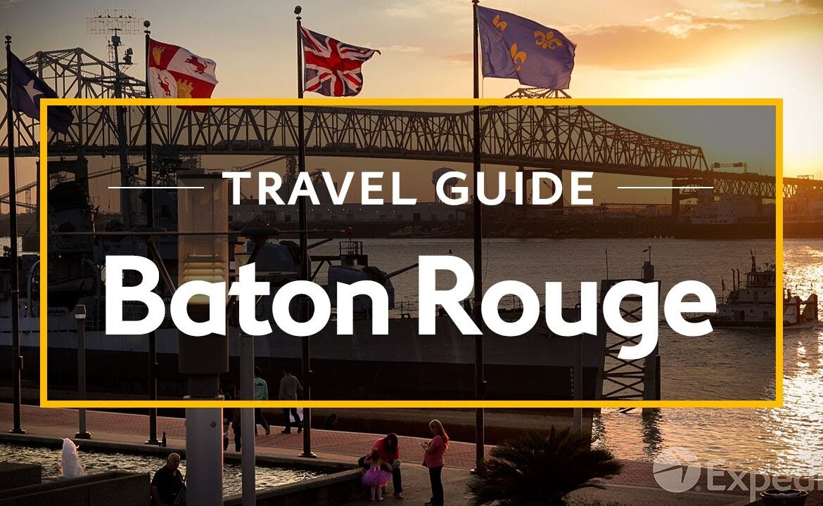 The TravelCenter - Booking 24 hours a day - Baton Rouge Trip Journey