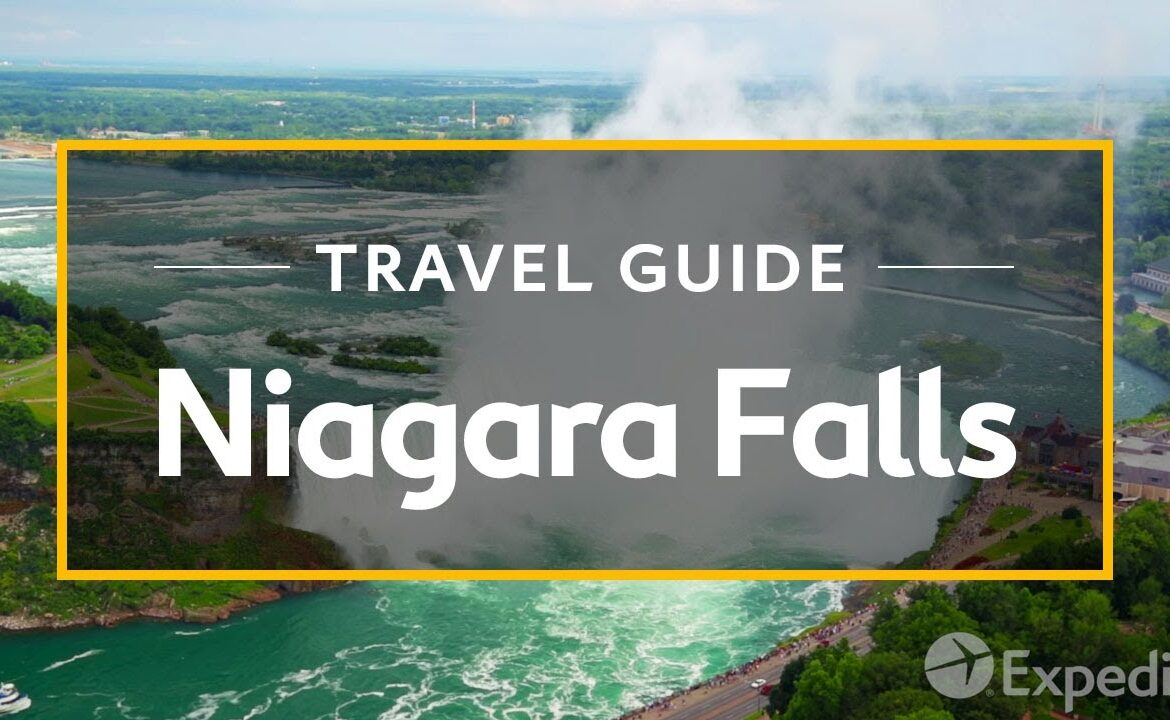 The TravelCenter - Booking 24 hours a day - Niagara Falls Trip Journey